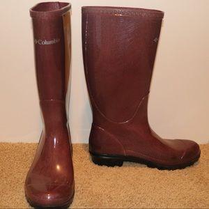 Columbia Rain Boots